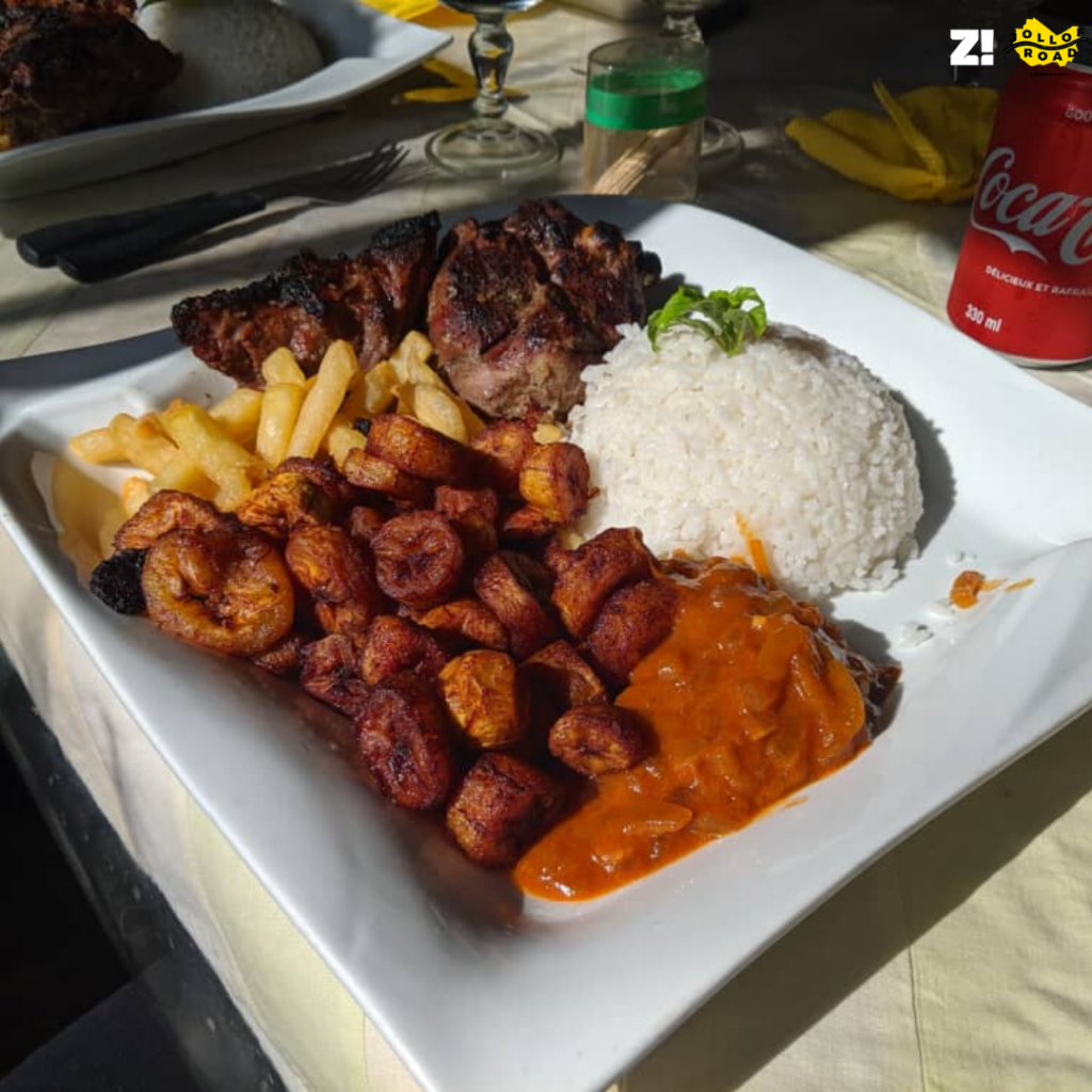 Image result for jollof road alloco